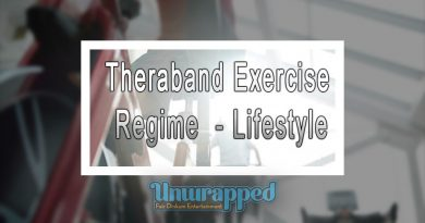 Theraband Exercise Regime - Lifestyle