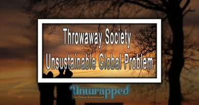 Throwaway Society – Unsustainable Global Problem