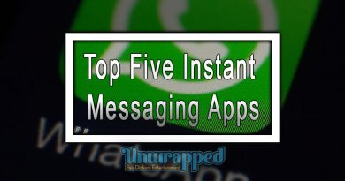 Top Five Instant Messaging Apps