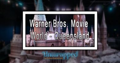 Warner Bros. Movie World - Queensland