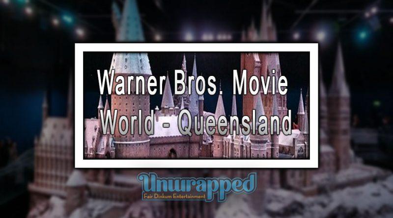 Warner Bros. Movie World - Queensland