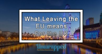 What Leaving the EU means for the UK