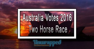Australia votes 2016: Two Horse Race