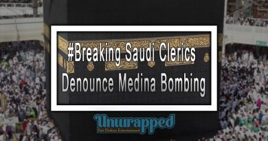 #Breaking Saudi Clerics Denounce Medina Bombing