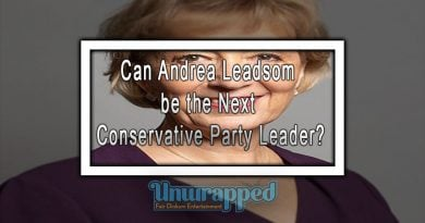 Can Andrea Leadsom be the Next Conservative Party Leader?