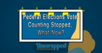 Federal Elections Vote Counting Stopped, What Now