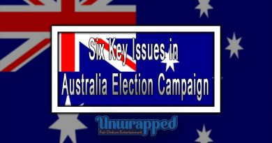 Six Key Issues in Australia Election Campaign