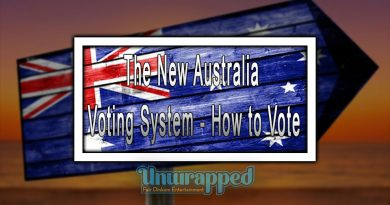 The New Australia Voting System - How to Vote