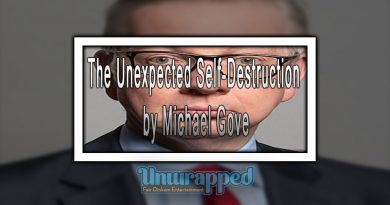 The Unexpected Self-Destruction by Michael Gove