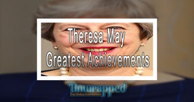 Theresa May Greatest Achievements