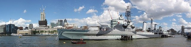 UK to Rebuild Royal Navy - Defend the Realm