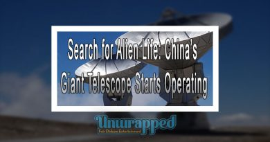 Search for Alien Life: China's Giant Telescope Starts Operating
