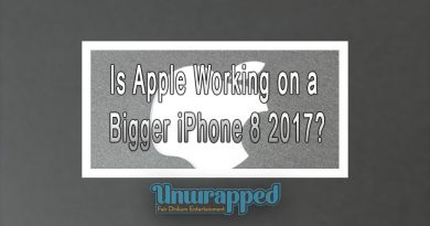 Is Apple Working on a Bigger iPhone 8 2017