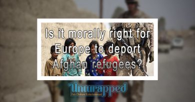 Is it morally right for Europe to deport Afghan refugees