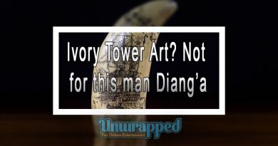 Ivory Tower Art Not for this man Diang'a