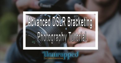 Advanced DSLR Bracketing – Photography Tutorial