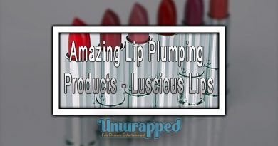 Amazing Lip Plumping Products - Luscious Lips