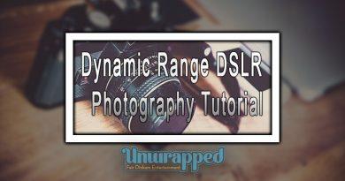 Dynamic Range DSLR – Photography Tutorial