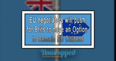 EU negotiators will push for Brits to have an Option to Remain EU Citizens