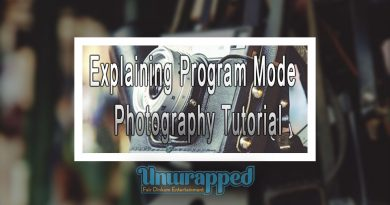 Explaining Program Mode - Photography Tutorial