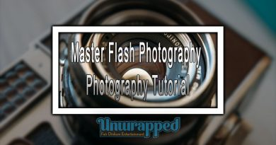 Master Flash Photography – Photography Tutorial