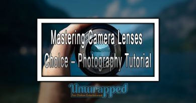 Mastering Camera Lenses Choice – Photography Tutorial
