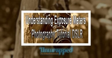Understanding Exposure Meters - Photography Tutorial DSLR