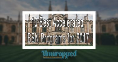 10 Best Accelerated BSN Programs for 2017