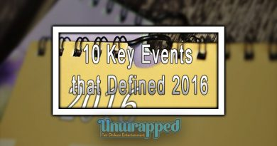 10 Key Events that Defined 2016