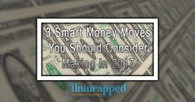 3 Smart Money Moves You Should Consider Making In 2017
