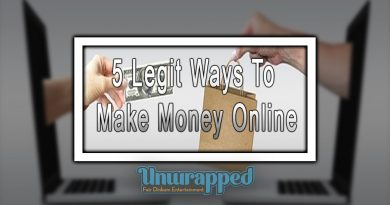 5 Legit Ways To Make Money Online
