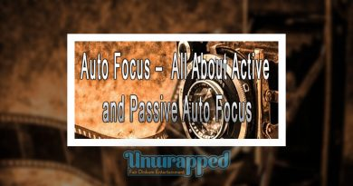 Auto Focus – All About Active and Passive Auto Focus