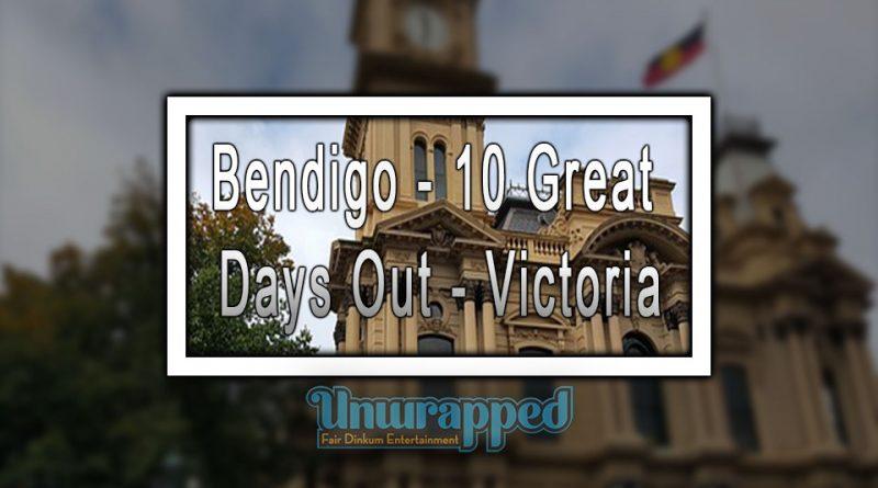 Bendigo - 10 Great Days Out - Victoria