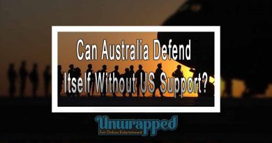 Can Australia Defend Itself Without US Support