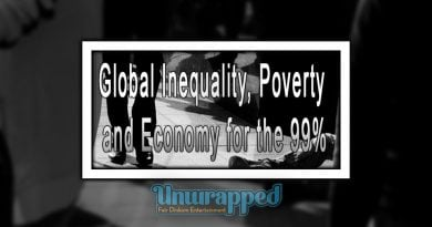 Global Inequality, Poverty and Economy for the 99%
