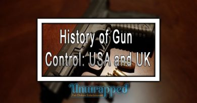 History of Gun Control: USA and UK