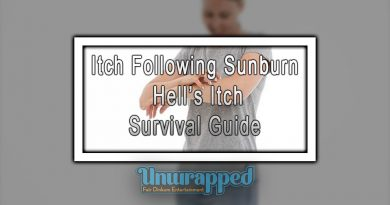 Itch Following Sunburn – Hell's Itch Survival Guide