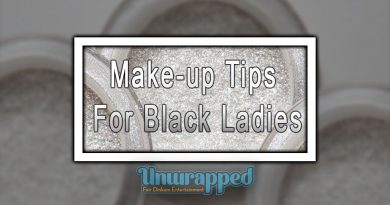 Make-up Tips For Black Ladies