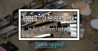 Mascara trick revealed - How to have Perfect Lashes