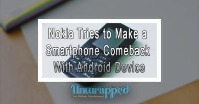 Nokia Tries to Make a Smartphone Comeback With Android Device