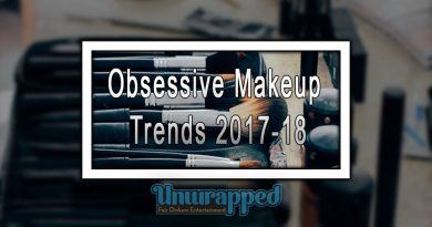 Obsessive Makeup Trends 2017-18