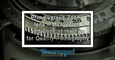 Prime versus Zoom lens – Many Pros and Cons of the Two for Quality Photography