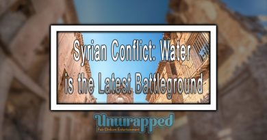 Syrian Conflict: Water is the Latest Battleground