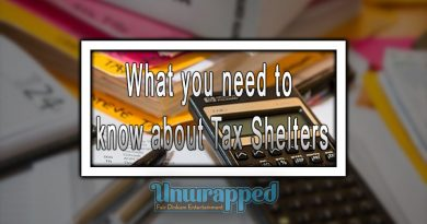What you need to know about Tax Shelters