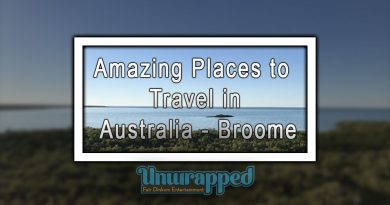 Amazing Places to Travel in Australia - Broome
