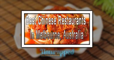 Best Chinese Restaurants In Melbourne, Australia