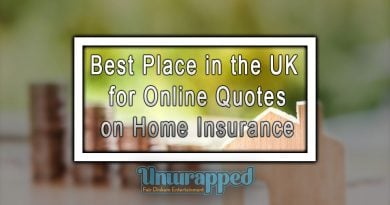 Best Place in the UK for Online Quotes on Home Insurance