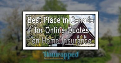 Best place in Canada for Online Quotes on Home Insurance