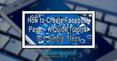 How to Create Facebook Page – A Quick Tutorial in 5 Simple Steps