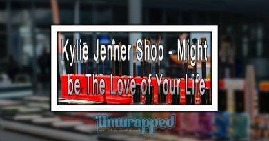 Kylie Jenner Shop - Might e The Love of Your Life